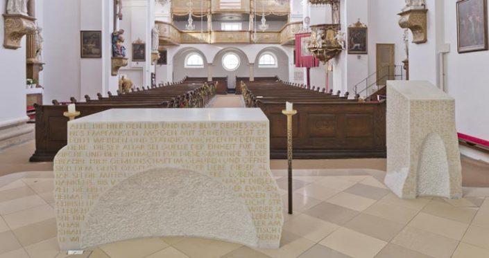 Altar Poysdorf