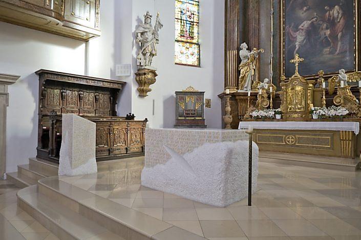 Altar in Poysdorf