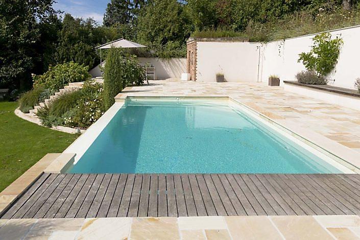 Poolumrandung & Terrassenplatten