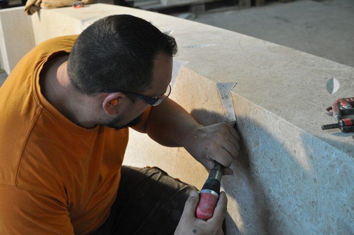 Steinmetz Handwerkskunst