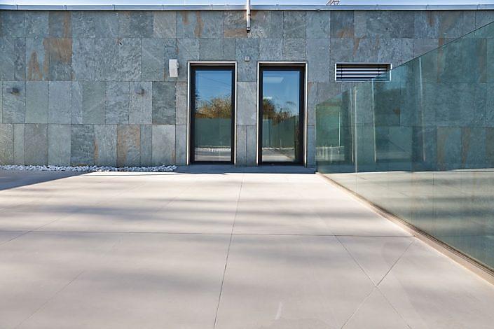 Terrassenplatten & Fassade Naturstein