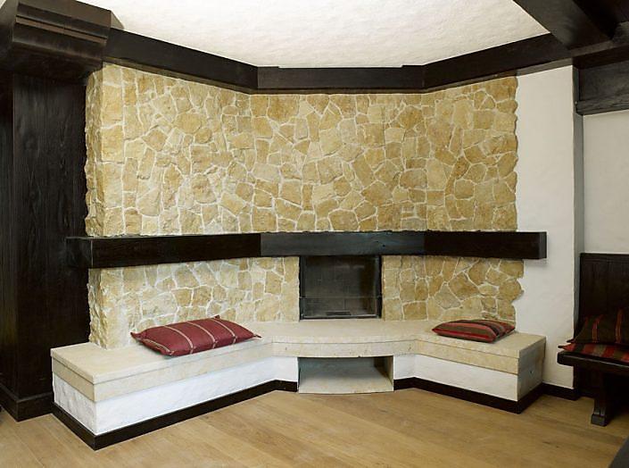 Wandverkleidung Naturstein