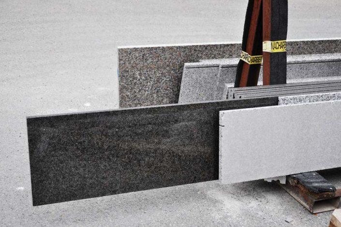 Fensterbank Granit und Marmor - große Auswahl