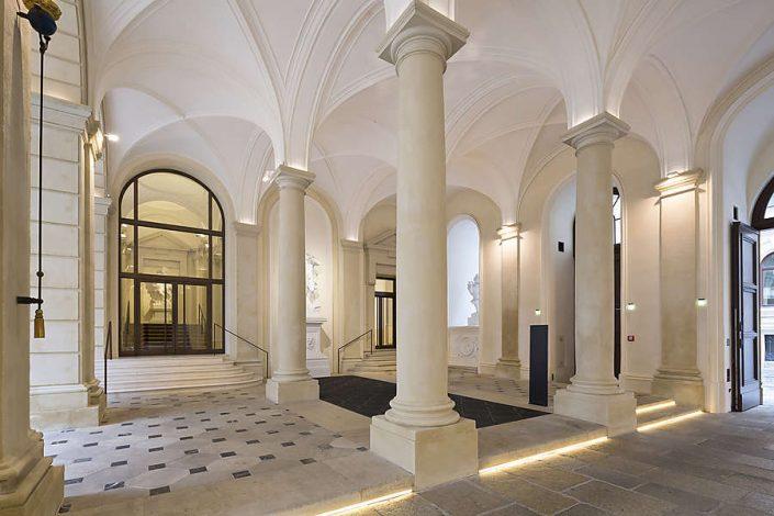 Restaurierung Palais Lichtenstein